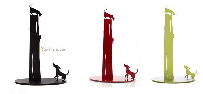 dekoratif metal kağıt havlu tutucul modelleri