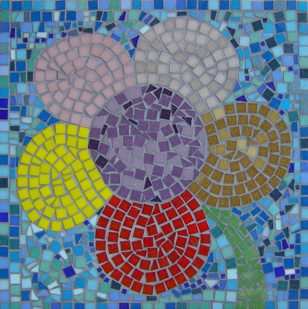 27 best simple mosaic ideas images on pinterest mosaic for Roman mosaic templates for kids