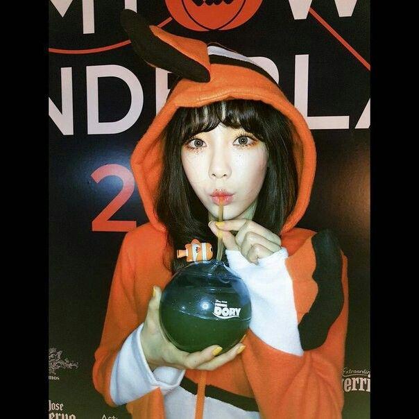 Taeyeon • SNSD • Halloween