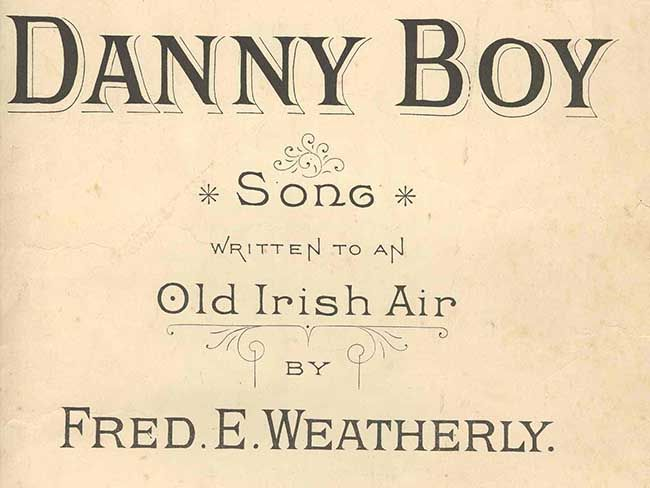 Malachy McCourt unravels the mystery of perhaps the most popular Irish song ever.