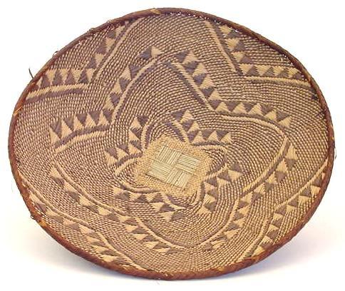 Binga Basket Zimbabwe African Art Baskets Southern