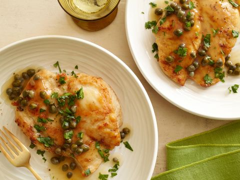 Giada's Chicken Piccata Videos : Food Network - FoodNetwork.com