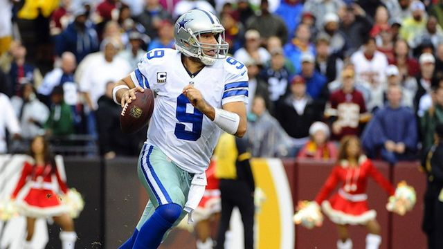 Dallas Cowboys Restructuring Tony Romo's Contract is a Big Mistake