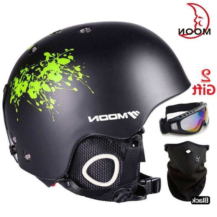 29.90$  Watch here - https://alitems.com/g/1e8d114494b01f4c715516525dc3e8/?i=5&ulp=https%3A%2F%2Fwww.aliexpress.com%2Fitem%2FMOON-Professional-Ski-Helmet-High-Quality-Women-Men-Skiing-Helmet-Ultralight-368g-Snowboard-Skateboard-Helmet-52%2F32450370607.html - MOON Professional Ski Helmet High Quality Women Men Skiing Helmet Ultralight Ski Snowboard Skateboard Helmet 52-64CM