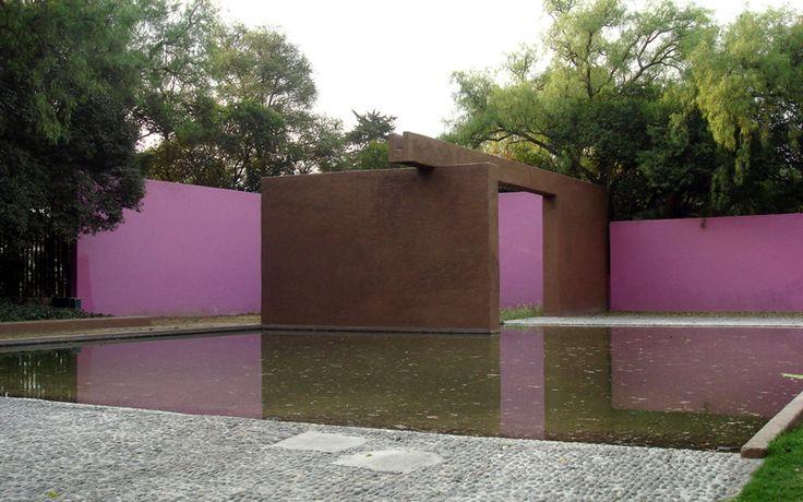 Luis Barragán Bau Commons