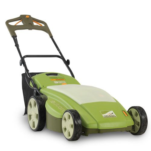 #1 Dad Gift Ideas - Easy to maintain and lightweight, he'll never have to buy gas for his lawn mower again.