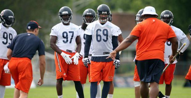 Post OTA, minicamp Chicago Bears defensive depth chart