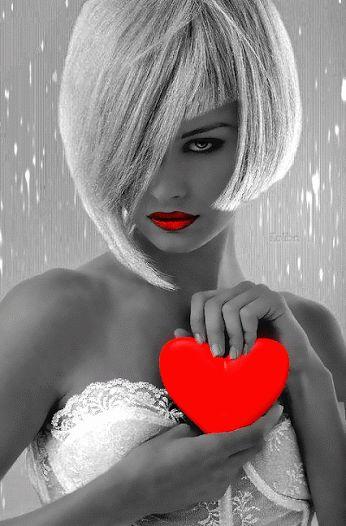 Un coeur    pour un gros coeur de cricri d'amour ;)