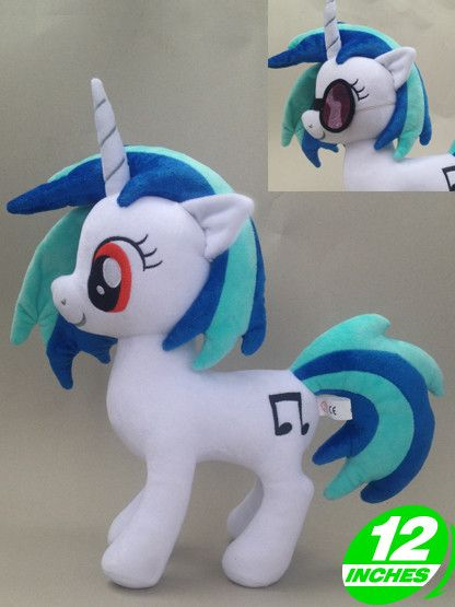 My Little Pony Vinyl Scratch Plush Doll POPL6024 <<< wants
