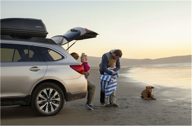 """Wagons are all about convenience and space, and the 2016 Subaru Outback – the Best Wagon for Families – has plenty of both."" - U.S. News and World Report​"