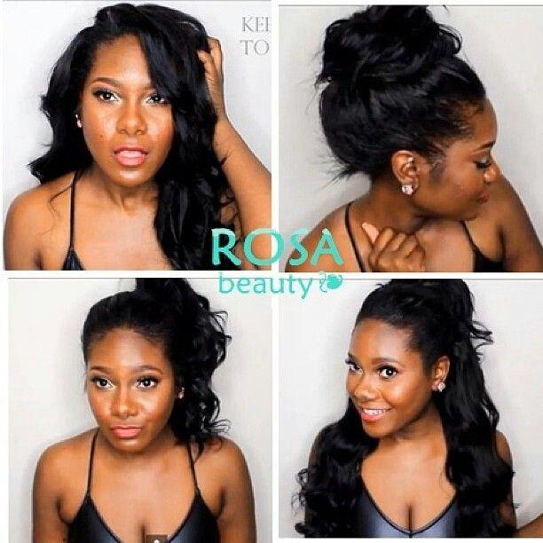 versatile weave hairstyles : Versatile Weave Hairstyles