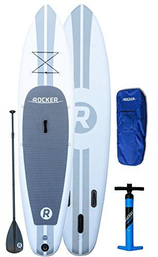 The top 4 inflatable stand up paddle boards on the market in 2017. Click here for a detailed review on each SUP and where you can get the best price!