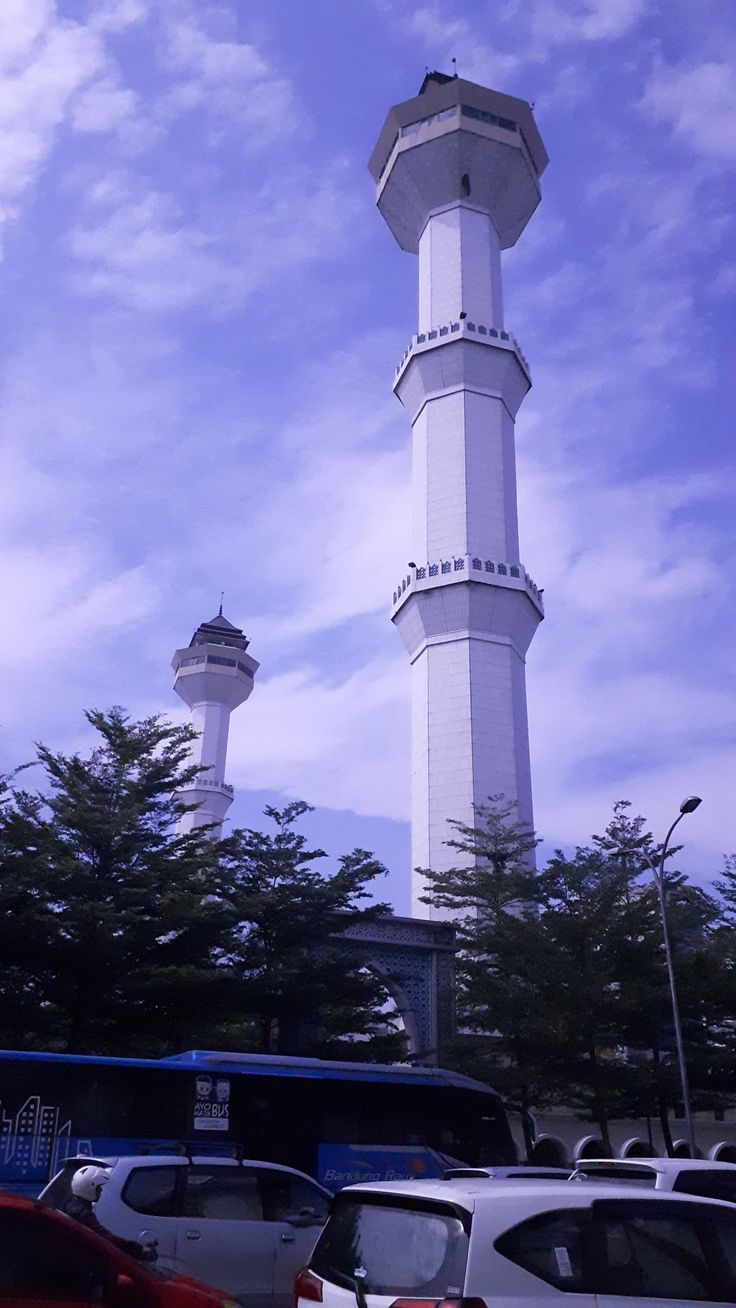 menarakembar bandung mesjidagung alunalun Menara
