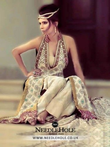 Formal wear homecoming dresses by designer Tena Durrani #PakistaniFashion #Asian