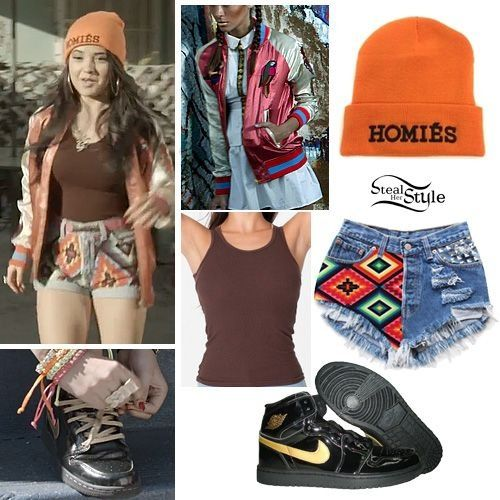 Becky G outfit