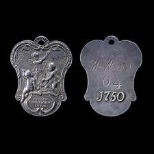 1750 ca.  Season Ticket for Vauxhall Pleasure Gardens.                britishmuseum.org                            suzilove.com