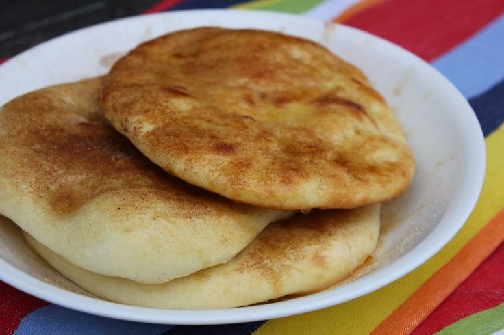 Simple Naan Bread by Deals to Meals