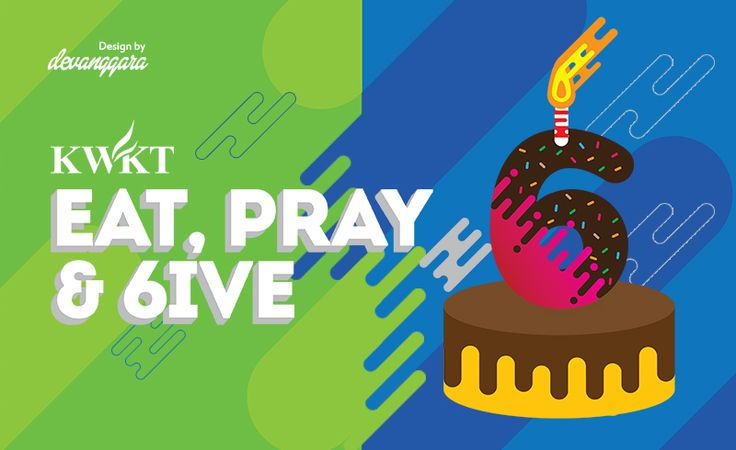 KWKT Eat, Pray & Give #Event #Branding