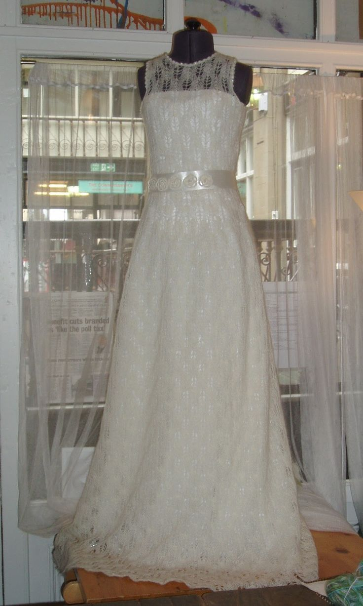 Knitted wedding dress   Knitted Wedding Dress  Wedding Dresses for Guests Check more at