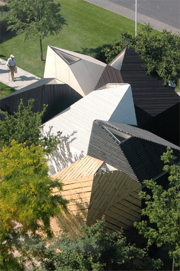 Koda Venlo 2012 by KUU ARHITEKTID architecture