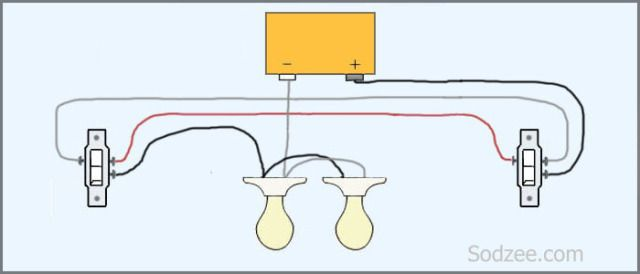 3 Way Switch Wiring Diagrams 3 Way Switch Wiring Electrical Plug Wiring Electrical Wiring