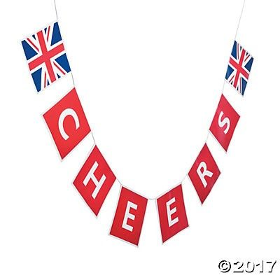 British Party Garland Party Supplies Canada - Open A Party