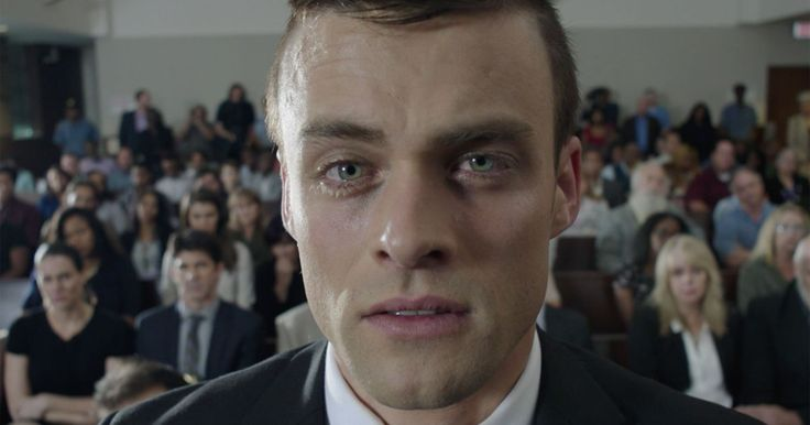 Oscar Pistorius is getting the Lifetime movie treatment, and EW has your first look. In the exclusive promo ofOscar Pistorius: Blade Runner Killerabove, the tragic events of the real-life drama u…
