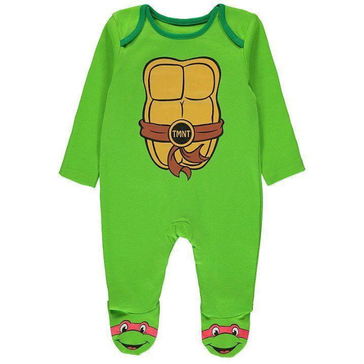 Ninja Turtles potkupuku ja viitta
