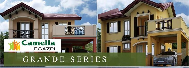 """Grande, meaning """"large"""" or """"great"""" in Spanish is the name of our newest addition to our Camella Series. Enjoy an elegantly designed home with its own built in balcony, that also offers wide spacious rooms.  Grande is a home that is for families that require upscale living and elegance in every detail!  For more information please contact us at the following: Land line :742 0779 Email address:camellalegazpidm@gmail.com  FB :Camella Legazpi Official or Camella Legazpi digital marketing"""