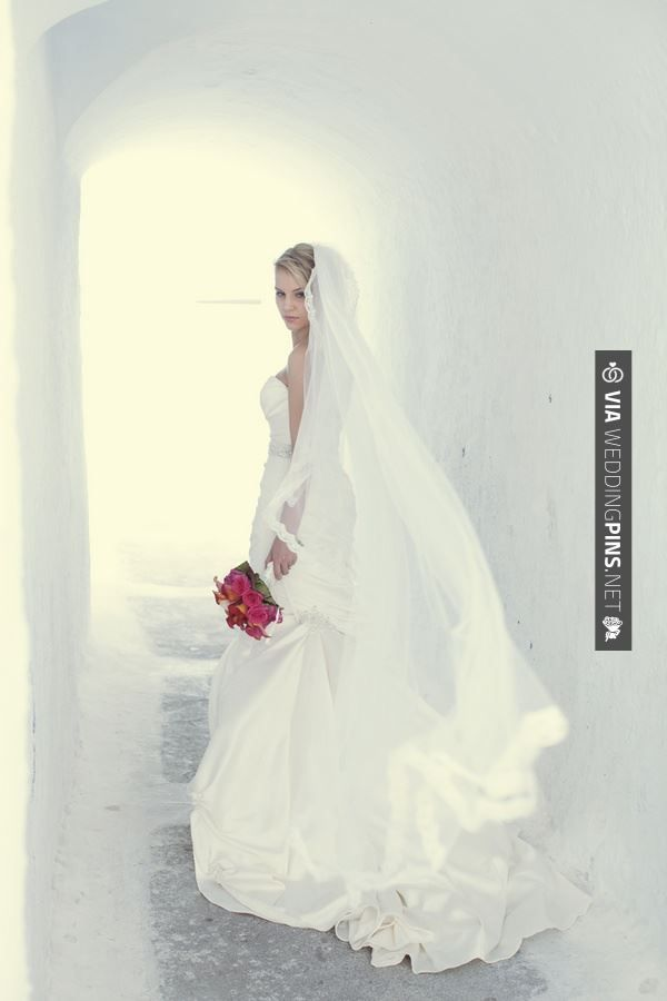Like this! - Santorini Elopement  |  anna roussos photography | CHECK OUT MORE GREAT RED WEDDING IDEAS AT WEDDINGPINS.NET | #weddings #wedding #red #redwedding #thecolorred #events #forweddings #ilovered #purple #fire #bright #hot #love #romance #valentines