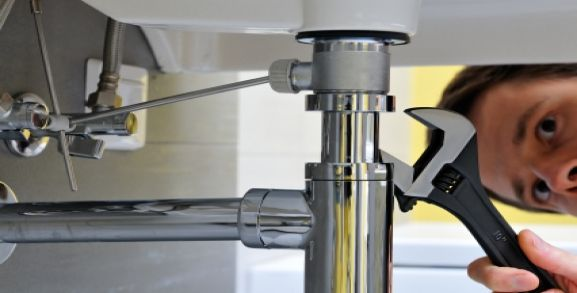 #Flush the #drain thoroughly with hot #water to take out any remaining waste.