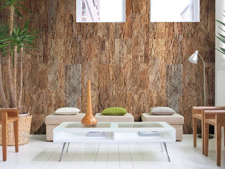 Did you know cork is fire resistant & makes great sound proofing material - spotlight on...cork floors and walls | refresheddesigns.sustainable design