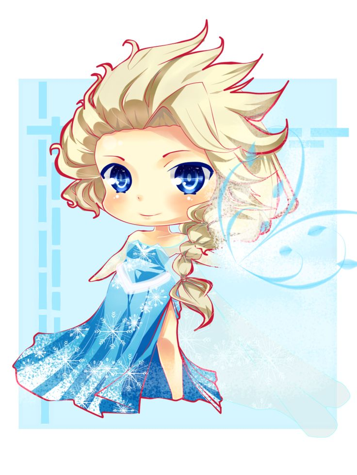 72 best images about Chibi Elsa on Pinterest | Chibi ...