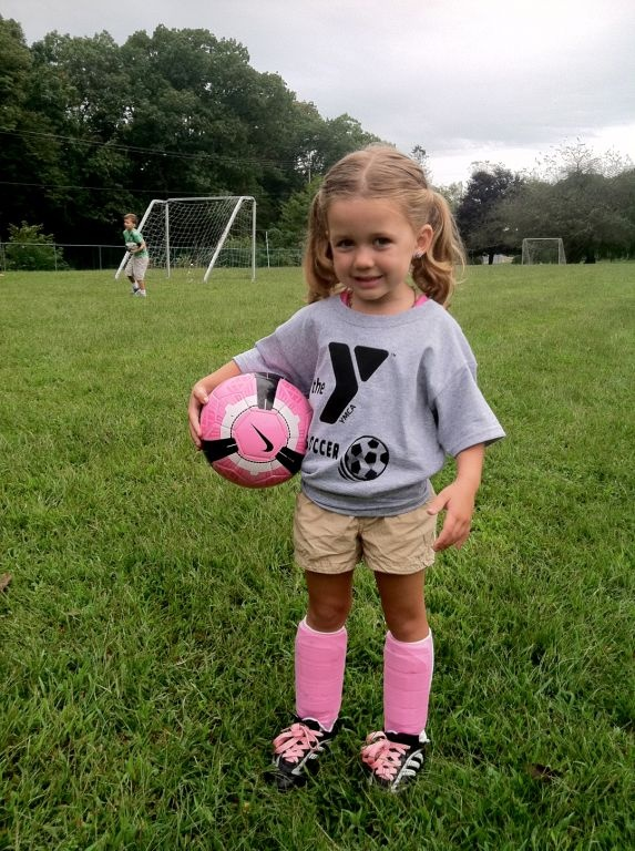 """""""Somewhere behind the athlete you have become and the hours of practice and the pain you pushed through is a little girl who fell in love with the game and never looked back, play for her."""""""