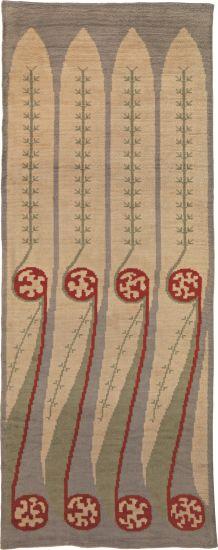 PHILLIPS : UK050311, Akseli Gallen-Kallela, Rare and early carpet