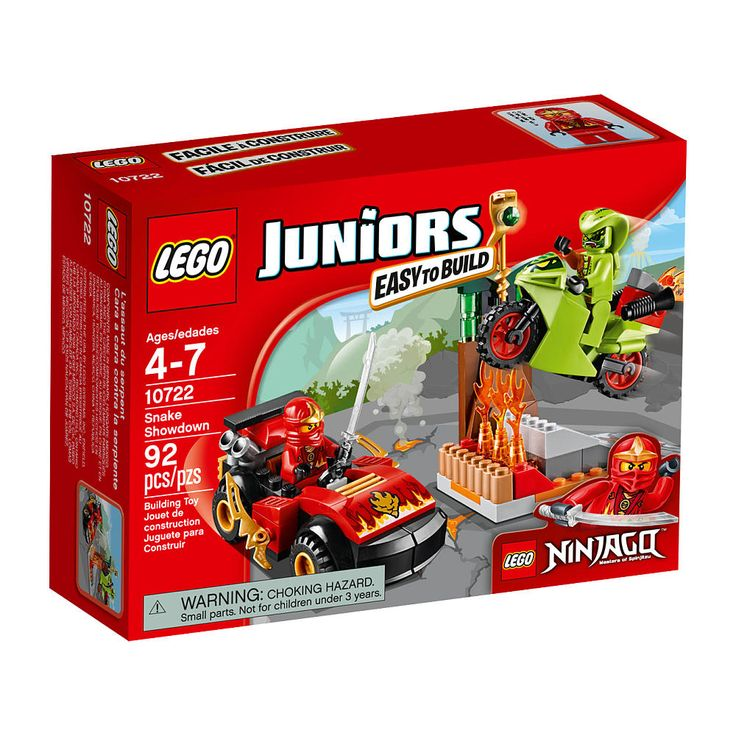 Ninjago Snake Showdown- 10722 - PURCHASED