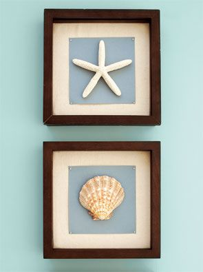 Beachy Craft Ideas
