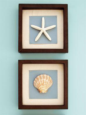 Beachy Craft Ideas