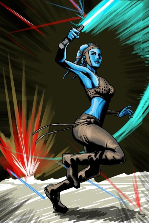 Aayla Secura From Star