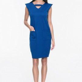 Dress Mosali M026 Blue