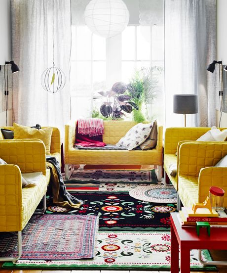 Living Room Ideas To Steal For Comforting Vibe Found In: Best 25+ Yellow Couch Ideas On Pinterest