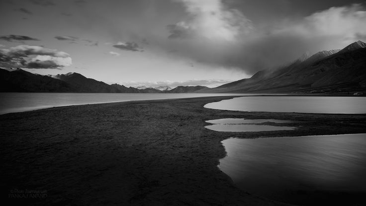 "ph. © Pankaj Anand‎‎ ‎-  "" Pangong Lake, Ladakh, India"""