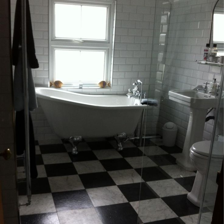 13 best Bathroom Flooring images on Pinterest | Bathroom flooring ...