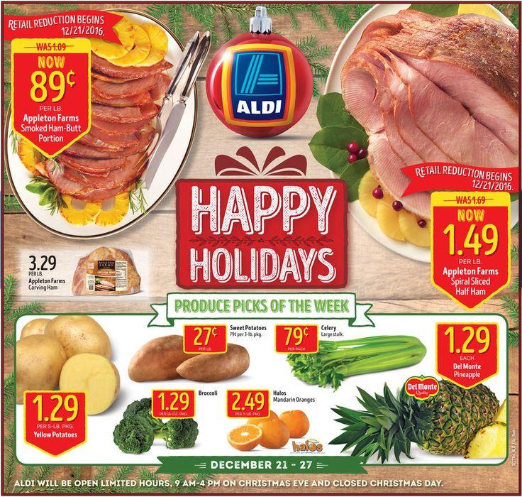 Aldi Weekly Ad December 21 - 27, 2016 - http://www.olcatalog.com/grocery/aldi-ad.html