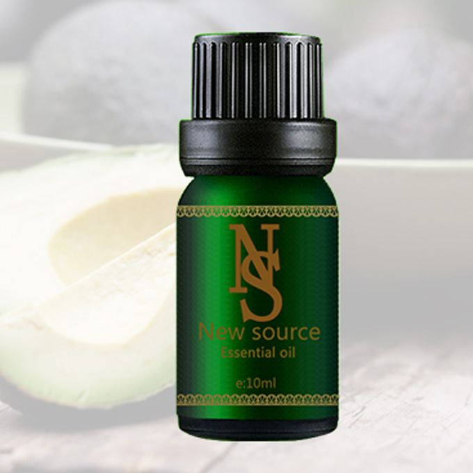 100% pure plantaardige basisolie Etherische oliën huidverzorging Avocado olie 10 ml Lichter vlekken Diepe Reiniging Elimineren rimpels haarverzorging JC2