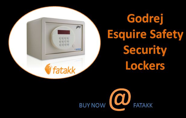 Buy online industrials product such as ‪#‎godrej‬ esquire safety security lockers at best price in india. #godrej, 5299