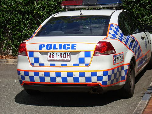 Qld Police General Duties