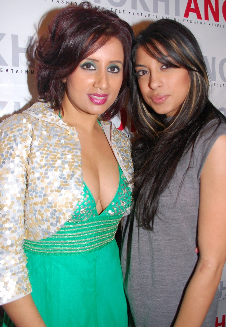 With MTV Canada Host Producer, Aliya Jasmine Sovani