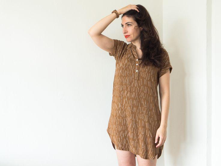 Best 651 Søm tunika og kjoler ideas on Pinterest | Nähideen, Kleider ...