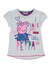 Peppa Pig T-Shirt from George Asda
